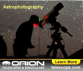 amateur astronomer by may telescope used