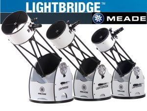 Meade LightBridge Dobsonian