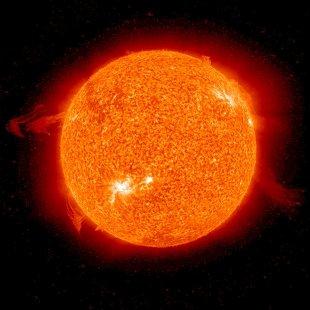 The Solar Sun