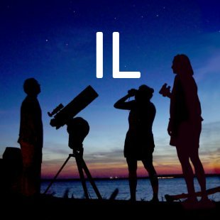 IL astronomy clubs